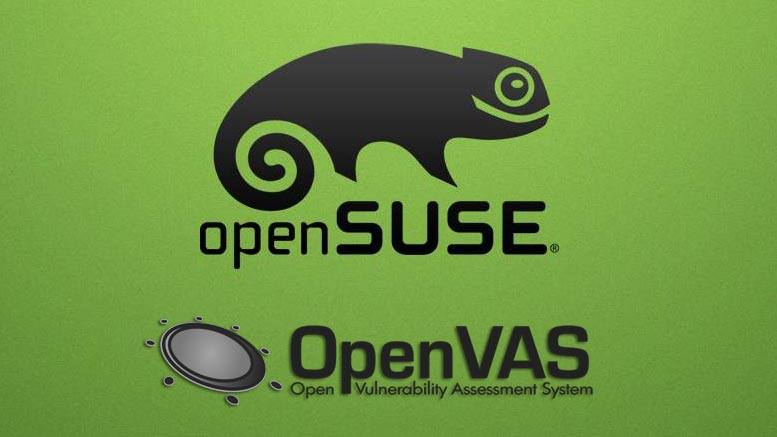 Photo credits: OpenSUSE & OpenVAS