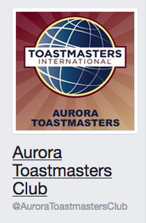 Speech contest at Aurora Toastmasters Club - Mauritius 1
