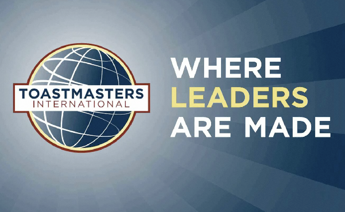 Photo Credits: Toastmasters.org