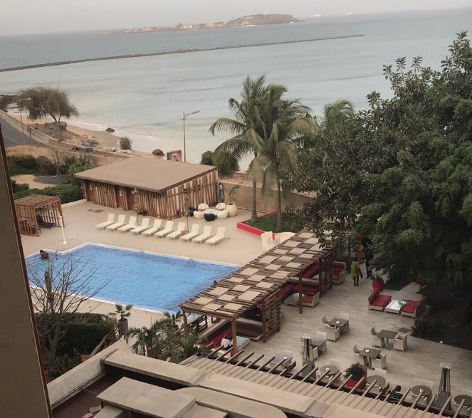 Africa Internet Summit 2018 - My first day in Dakar Senegal - Day 0 8