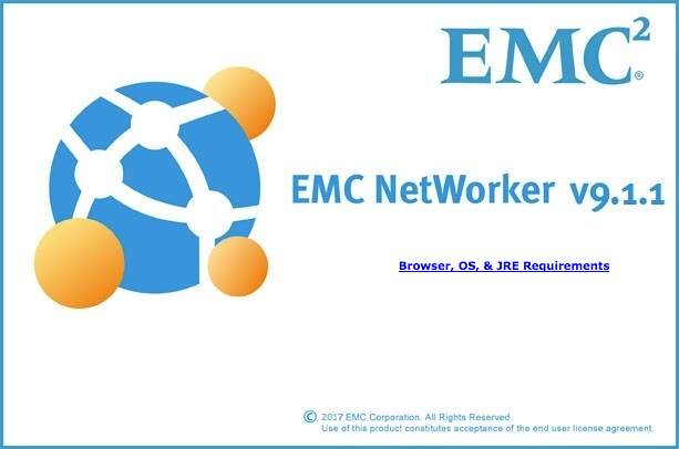 Installing the Networker Management Console (NMC) on CentOS 7 1